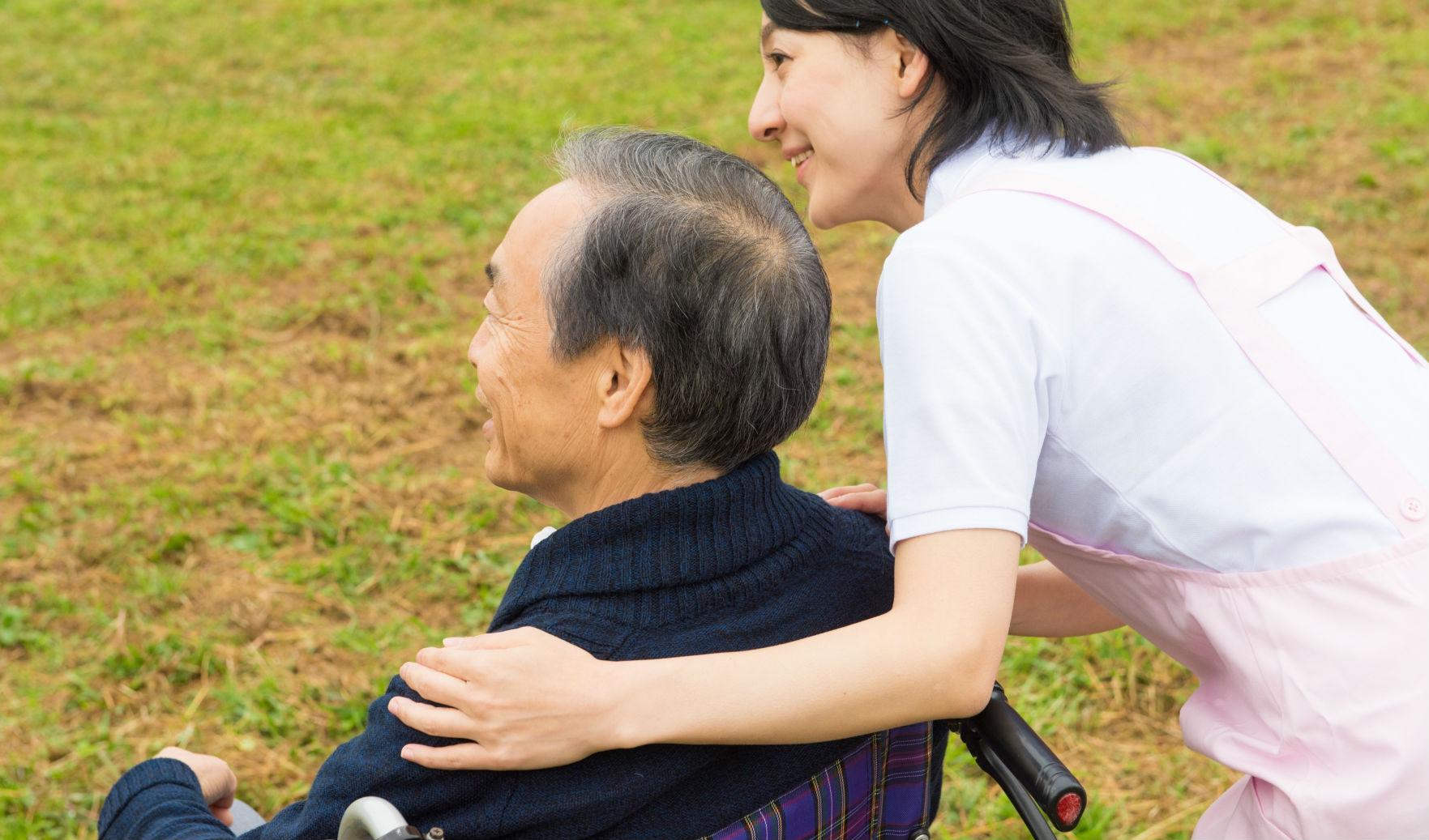 高齢化社会に対する知識を身につける